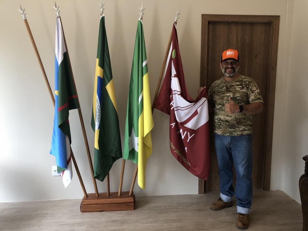 Mahogany Roraima opens São Paulo headquarters