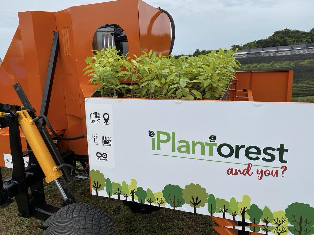 Creation of the iPlantForest Group