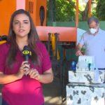 iPlantForest creates mechanical respirator in Roraima